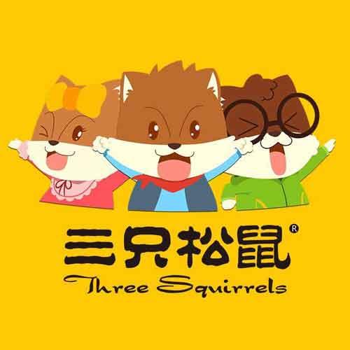而且每只松鼠都有自己可爱的名字和鲜明的性格.